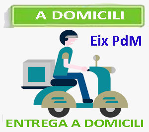 Entrega a domicili - Eix Comercial Premià