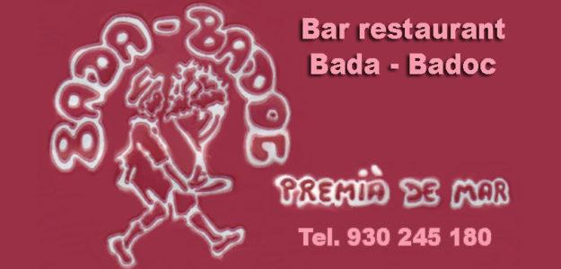 Bar Cafeteria Bada Badoc