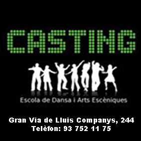 Casting Escola dansa