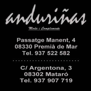 Anduriñas